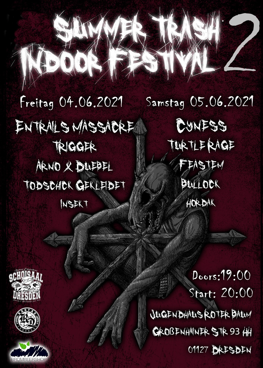 Summer Trash Indoor Festival 2