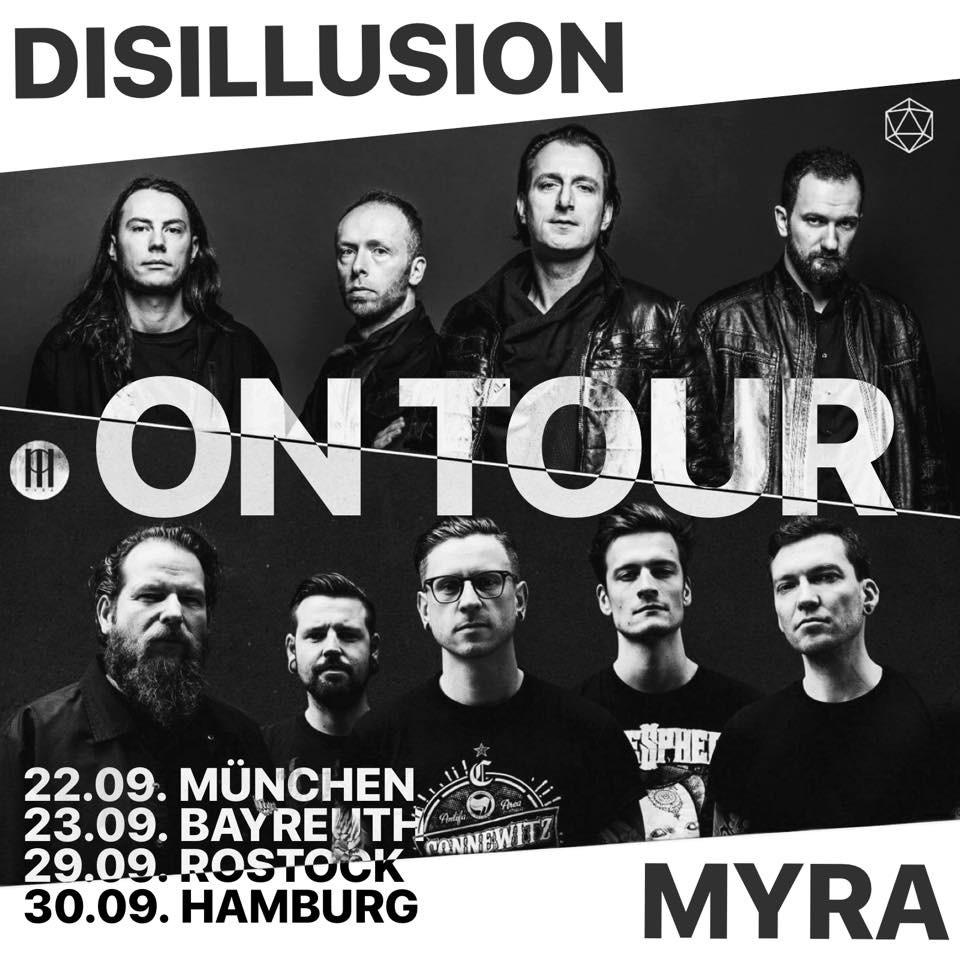 Disillusion • Myra