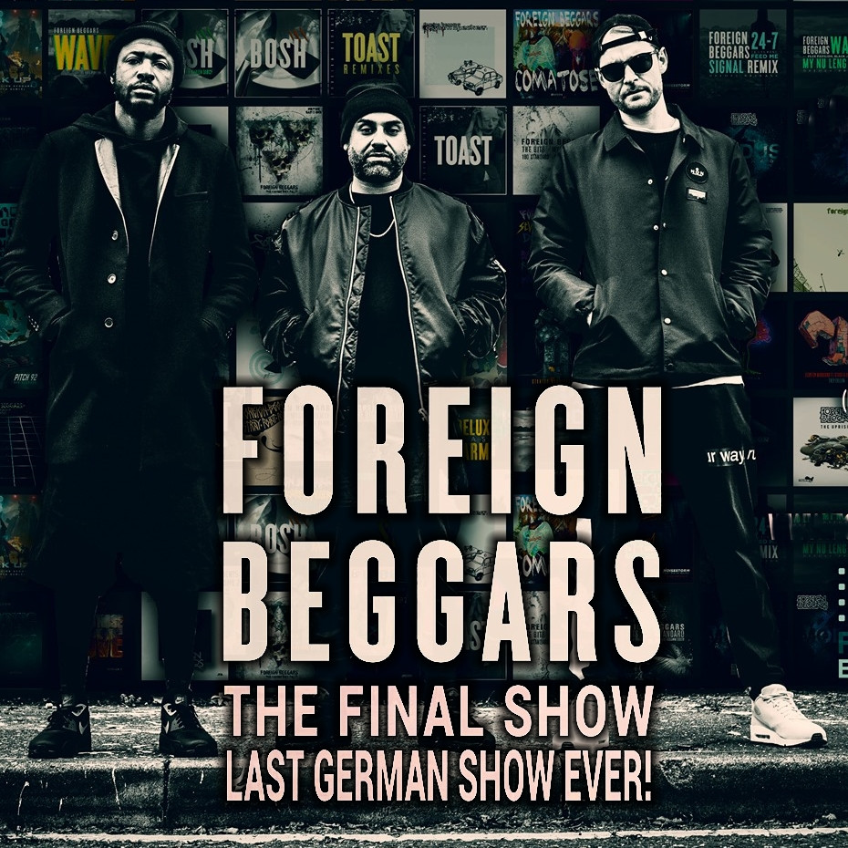 FOREIGN BEGGARS