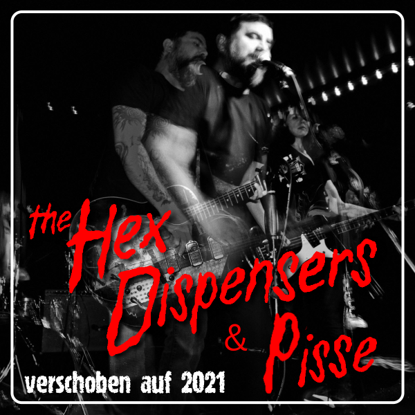HexDispensers + Pisse