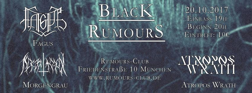 BLACK RUMOURS