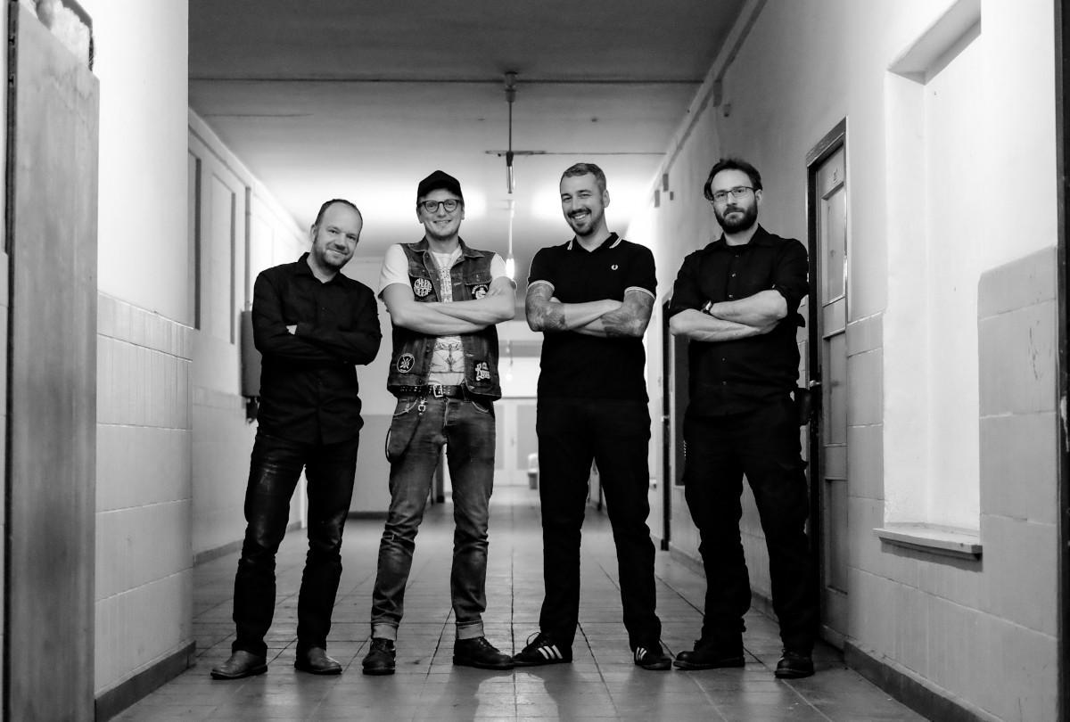 Strongbow - Punkrock aus Dresden
