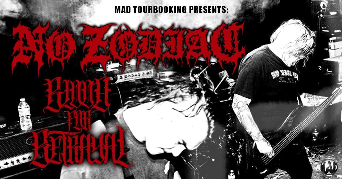 07.11.19 Dresden, Chemiefabrik / No Zodiac, Blood For Betrayal, Mindcheck
