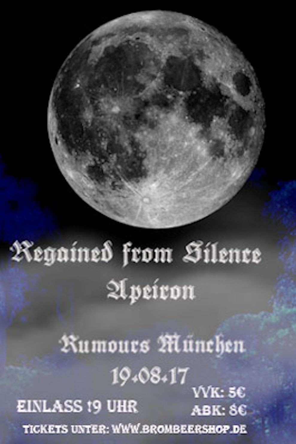 Regained from Silence Apeiron