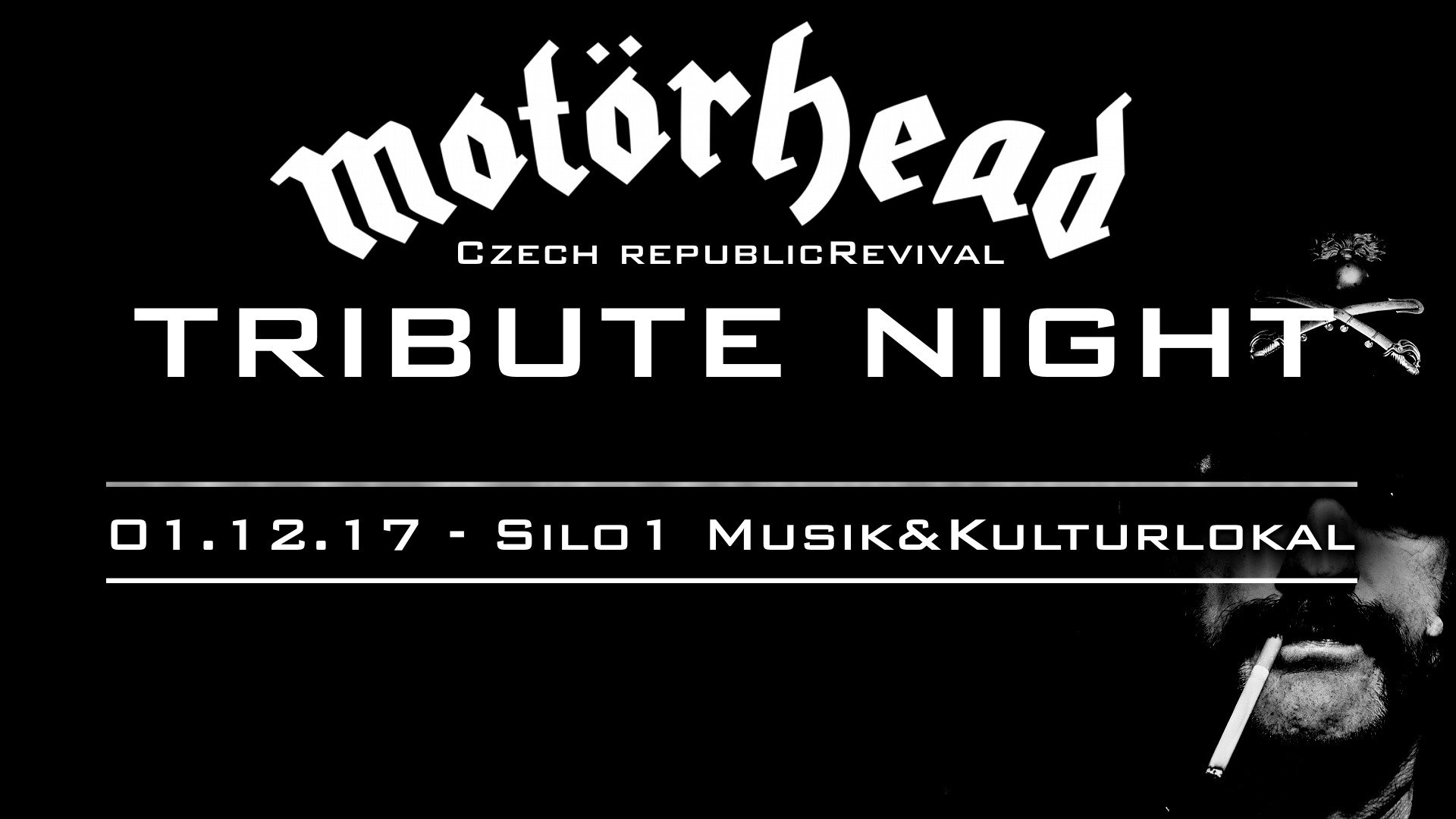 Motörhead Tribute Night // CzRepublicRevival