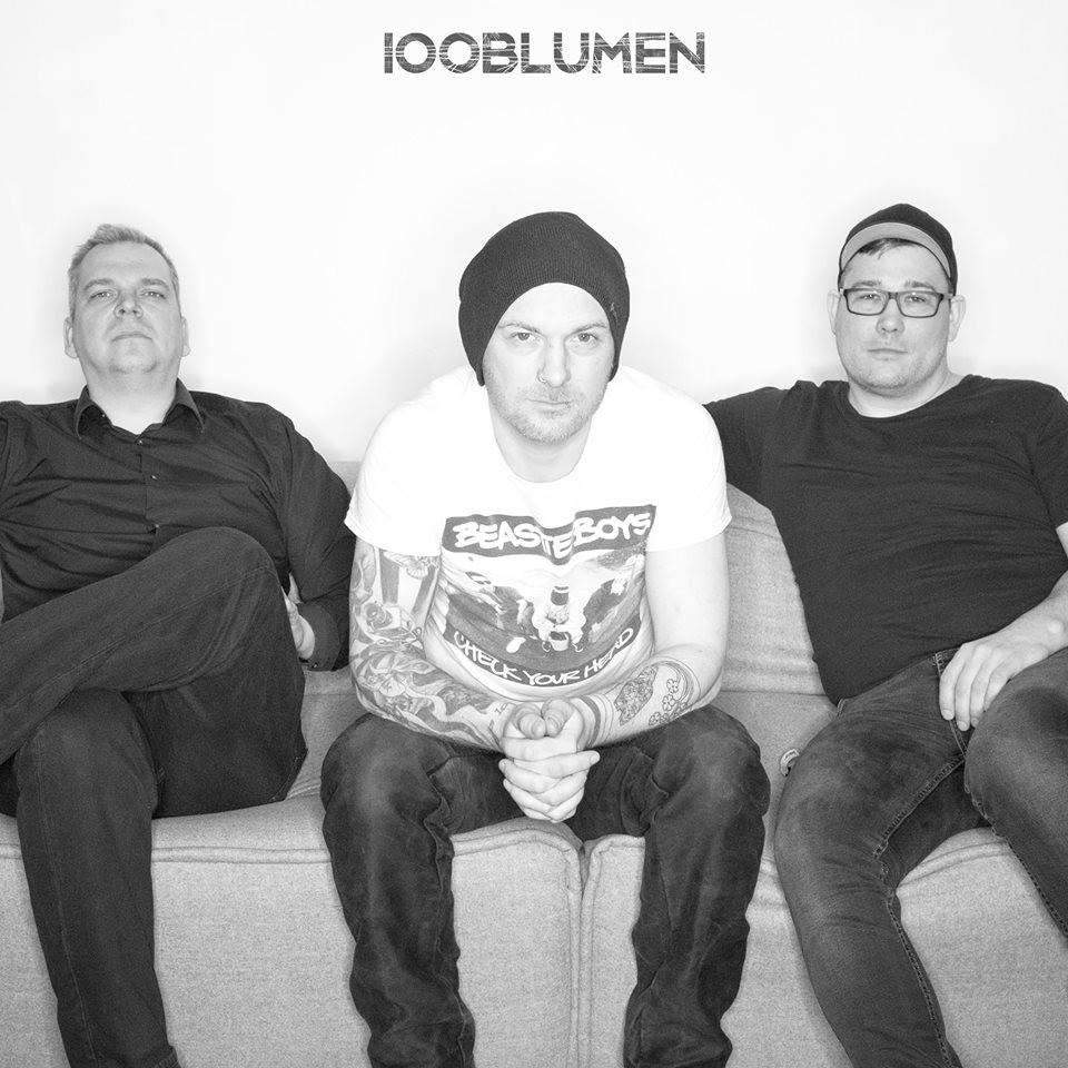 17.04.20 Berlin, Cassiopeia -  100Blumen + Special Guests: Bei Bedarf, Support
