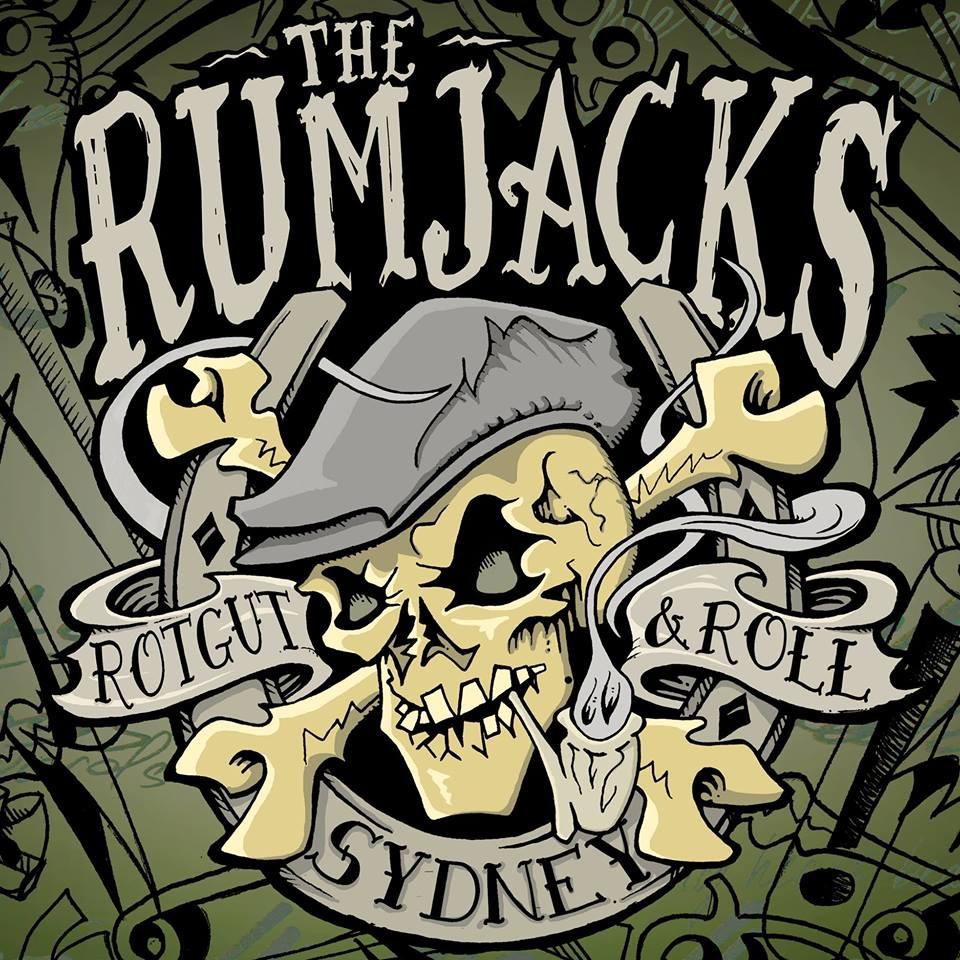 The Rumjacks Logo