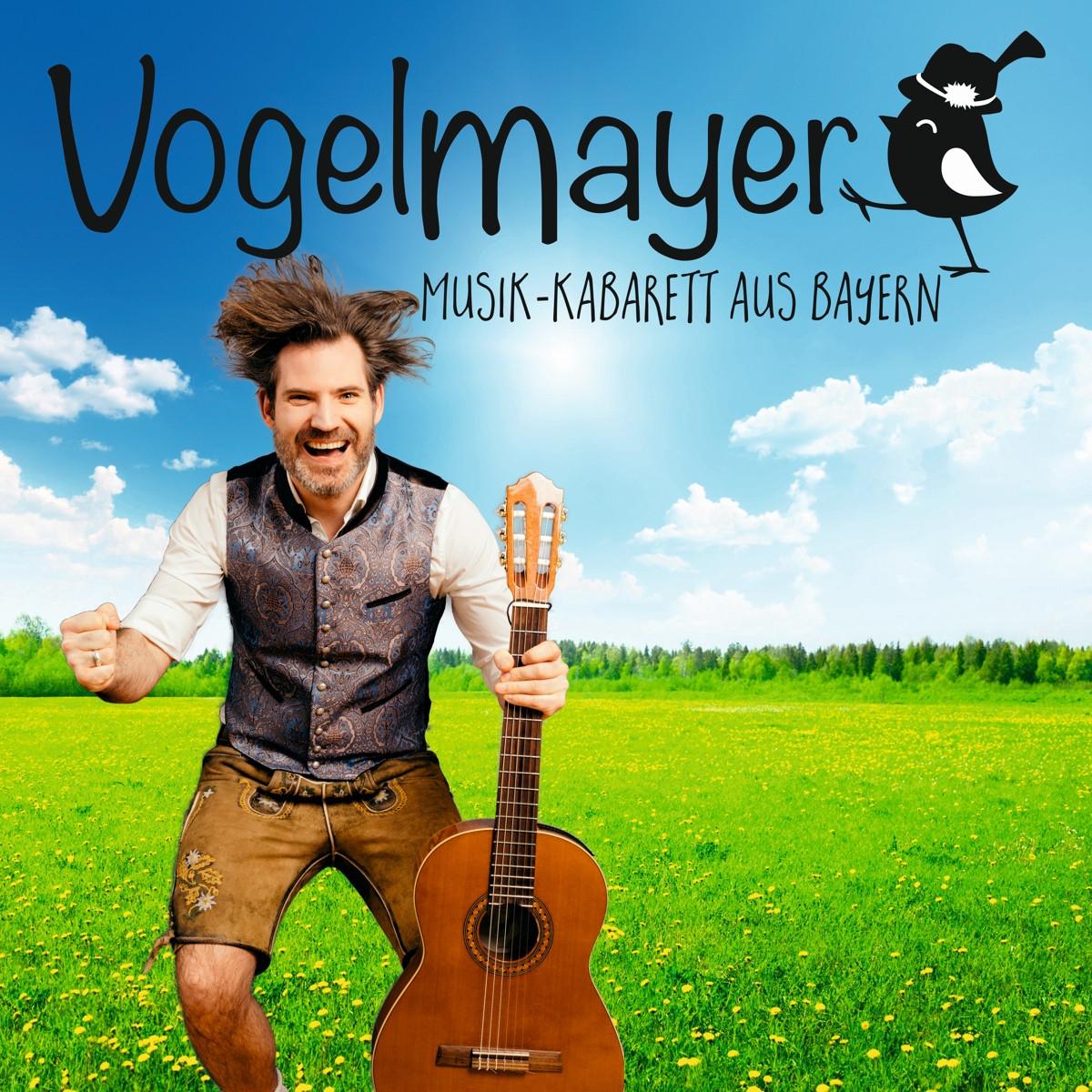 Vogelmayer live beim Brombeershop-Stream