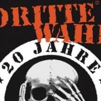 """DRITTE WAHL - """"20 Jahre nimm drei Tournee – 2016"""""""