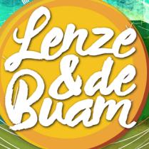 Lenze und de Buam Tourabschuss 2016