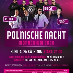 Polnische Nacht Monachium 2020