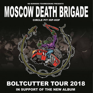 Moscow Death Brigade - Support: MisterX