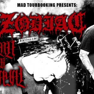 07.11.19 Dresden, Chemiefabrik / No Zodiac, Blood For Betrayal, Mindcheck