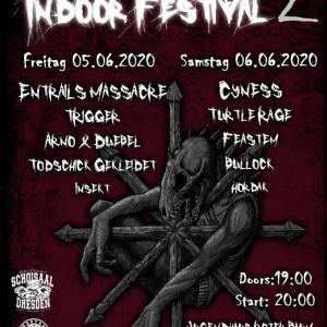 DIY-Summer Trash Indoor Festival 2 / Dresden