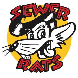 Sewer Rats Logo