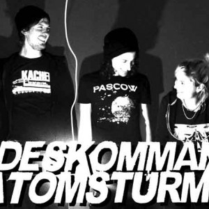 Todeskommando Atomsturm & Minipax
