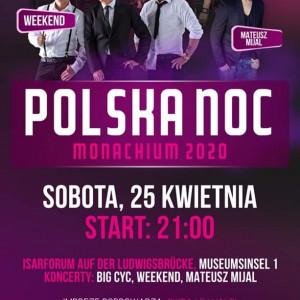 Polska Noc Monachium 2020